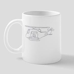 UH-1 BW Mug