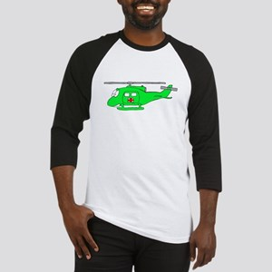 UH-1 Green Baseball Jersey