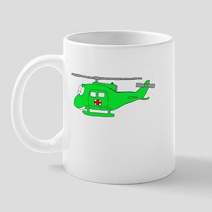 UH-1 Green Mug