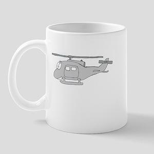 UH-1 Gray Mug
