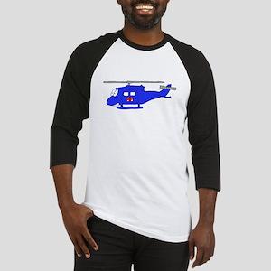 UH-1 Blue Baseball Jersey