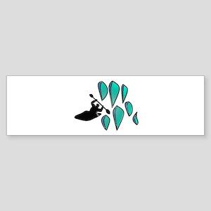 SEARCHING FOR SPOTS Bumper Sticker