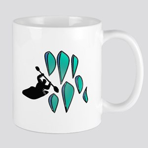 SEARCHING FOR SPOTS Mugs