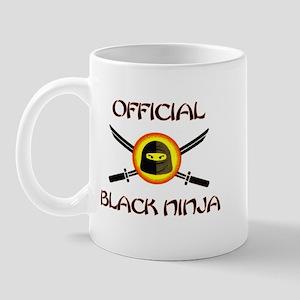 Official Black Ninja Mug