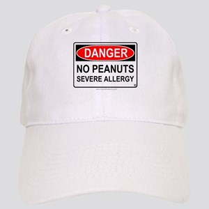 No Peanuts-Severe Allergy Cap