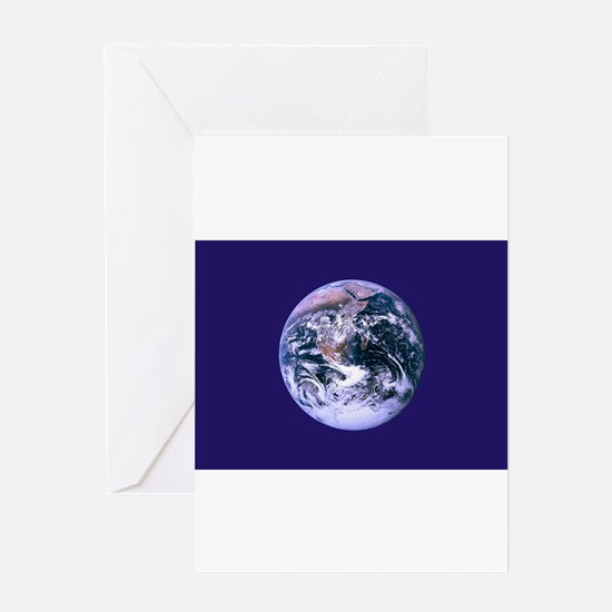 Space 2 Greeting Card