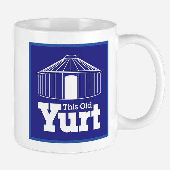 This Old Yurt Mug