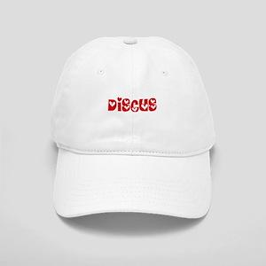 The Discus Heart Design Cap
