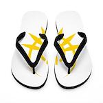 InSammer Logo Flip Flops