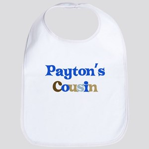 Payton's Cousin Bib