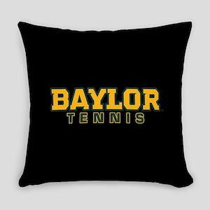 Baylor Tennis Logo Everyday Pillow