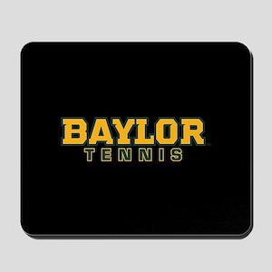 Baylor Tennis Logo Mousepad