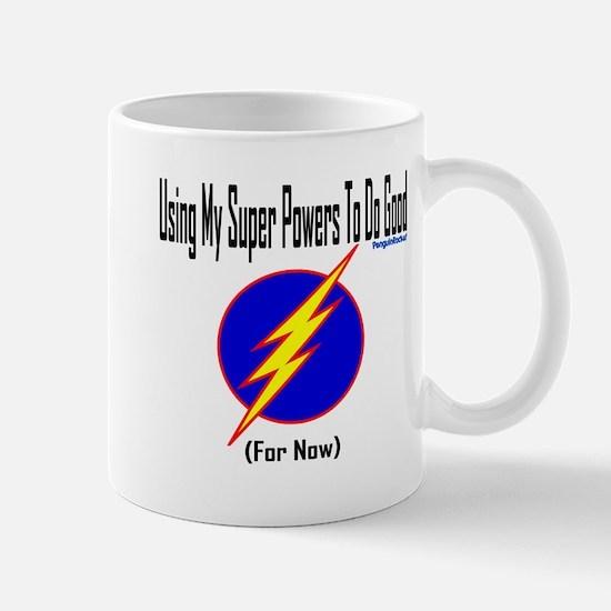 Powers T-Shirts Mug