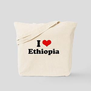 I love Ethiopia Tote Bag