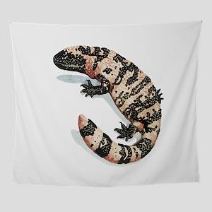 Gila monster lizard Wall Tapestry