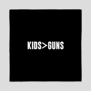 Kids>Guns Queen Duvet