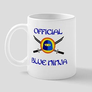 Official Blue Ninja Mug