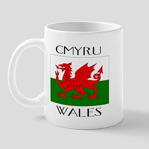 CYMRU WALES Mug