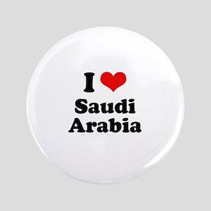 "I love Saudi Arabia 3.5"" Button"