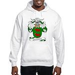 Becerra Family Crest Hooded Sweatshirt