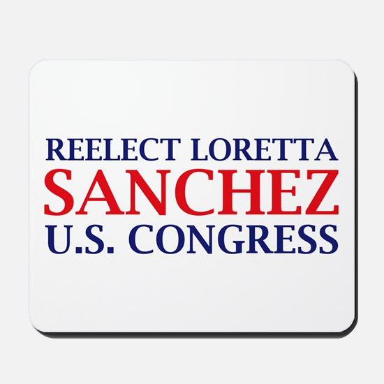 Reelect Sanchez Mousepad