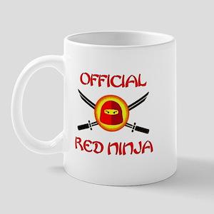 Official Red Ninja Mug