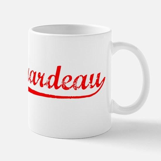Vintage Cape Girar.. (Red) Mug