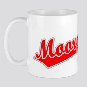 Retro Moorpark (Red) Mug