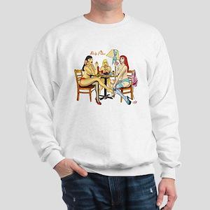 Strip Poker Sweatshirt
