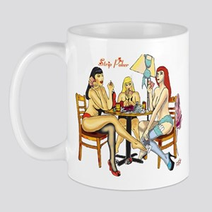Strip Poker Mug