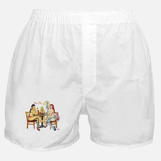 Strip Poker Boxer Shorts