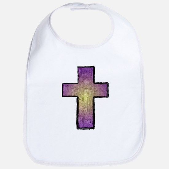 Christian Cross Bib