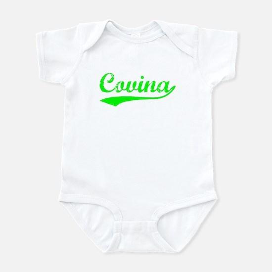 Vintage Covina (Green) Infant Bodysuit