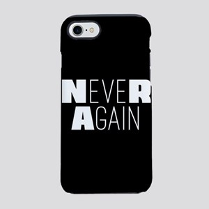 NeveR Again iPhone 8/7 Tough Case