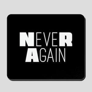 NeveR Again Mousepad