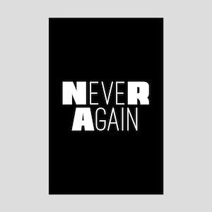 NeveR Again Mini Poster Print