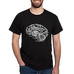 Brain Neuro Map T-Shirt