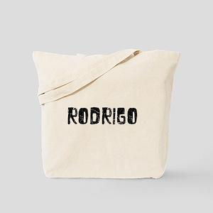 Rodrigo Faded (Black) Tote Bag