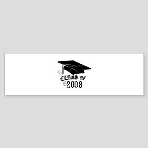 CLASS OF 2008 Bumper Sticker