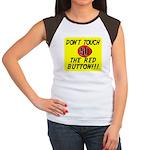 Humorous 50th Birthday Gifts! Women's Cap Sleeve T