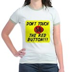 Humorous 50th Birthday Gifts! Jr. Ringer T-Shirt