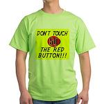 Humorous 50th Birthday Gifts! Green T-Shirt