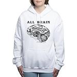 Brain Neuro Map Sweatshirt