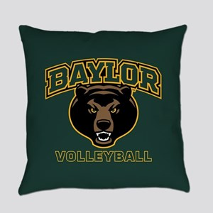 Baylor Bears Volleyball Everyday Pillow