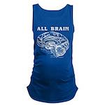 Brain Neuro Map Tank Top