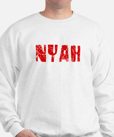 Nyah Faded (Red) Sweater