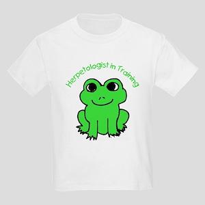 Herpetologist in Training 2 Kids Light T-Shirt