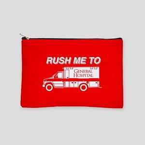 Rush Me To General Hospital Makeup Bag