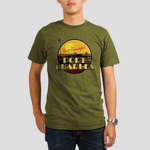General Hospital Port Organic Men's T-Shirt (dark)