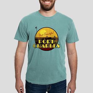 General Hospital Port Ch Mens Comfort Colors Shirt